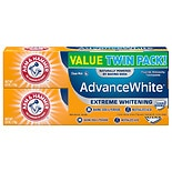 Arm & Hammer Advance White Stain Defense, Twin Pack Fresh Mint