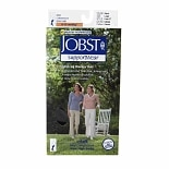 Jobst SupportWear SoSoft Mild Compression Socks, Knee High 8-15mmHg Large Black