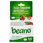 Save up to 35% on our entire stock of Beano.