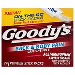 Goody's Back & Body Pain Powders
