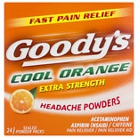 Goody's Headache Powder Cool Orange