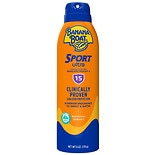 Banana Boat Sport Performance Continuous Spray Sunscreen, SPF 15