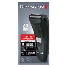 Series 2 Flexing Foil Shaver, Black