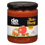 Thick & Chunky Salsa Medium