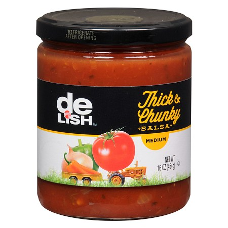 Good & Delish Thick & Chunky Salsa Medium