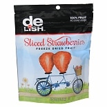 Good & Delish Freeze Dried Fruit Strawberry