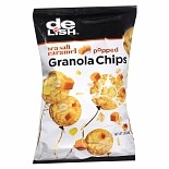 Good & Delish Popped Granola Chips Sea Salt Caramel