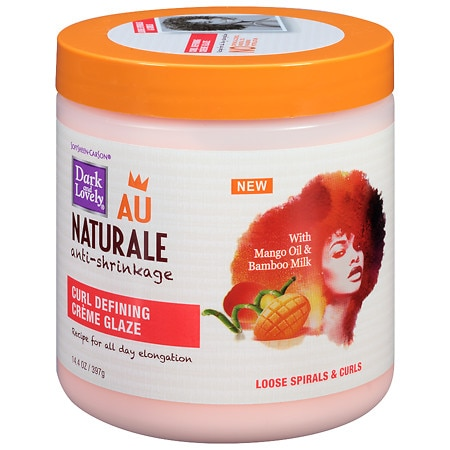 Dark and Lovely Au Naturale Curl Defining Creme Glaze