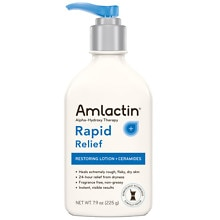 AmLactin Cerapeutic Alpha-Hydroxy Ceramide Therapy Restoring Body Lotion Fragrance Free