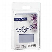 Patriot Candles Wax Melts Midnight Garden Purple