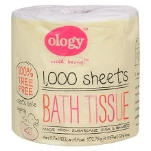 Ology Bath Tissue Single Roll