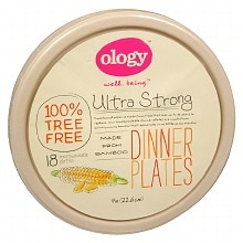 Ology Ultra Strong Dinner Plates 9 inch