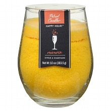 Patriot Candles Happy Hour Jar Candle Citrus & Champagne