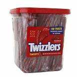 Twizzlers Twists Canister Strawberry
