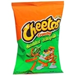 Cheetos Crunchy Cheese Flavored Snacks Jalepeno Cheddar