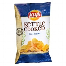 Lay's Kettle Cooked Potato Chips Regular