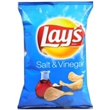 Lay's Flavored Potato Chips Vinegar