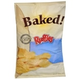 Ruffles Baked! Potato Crisps Regular