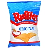 Ruffles Flavored Potato Chips Regular