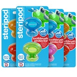 Steripod Toothbrush Sanitizers Assorted Colors