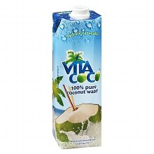 Vita Coco 100% Pure Coconut Water 33.8 oz Carton