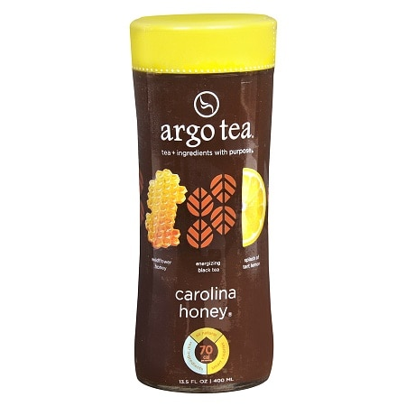 Argo Tea Bottle Carolina Honey