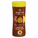 Argo Tea Bottle Green Tea Ginger Twist