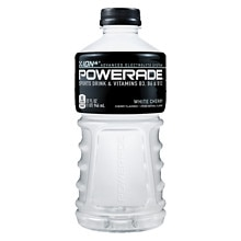 PowerAde Ion4 Sports Drink 32 oz Bottle Cherry
