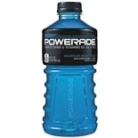 Powerade Ion4 Sports Drink 32 oz Bottle Mountain Berry