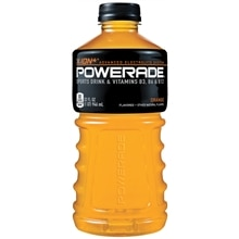 Powerade Sports Beverage Orange