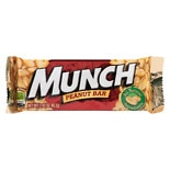 Munch Peanut Candy Bar Peanut