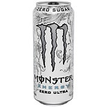 Monster Energy Supplement Drink 16 oz Can Zero Ultra