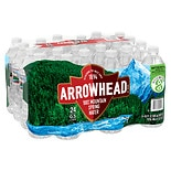 Arrowhead 100% Mountain Spring Water 24 Pack 16.9 oz Bottles