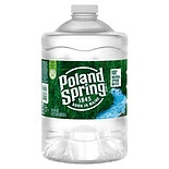Poland Springs 100% Natural Spring Water 3 Liter Bottle