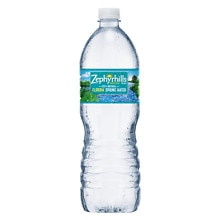 Zephyrhills 100% Natural Spring Water 1 Liter Bottle