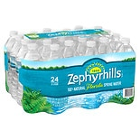Zephyrhills 100% Natural Spring Water 24 Pack 16.9 oz Bottles