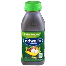 Odwalla Premium Fruit Smoothie Blend 12 oz Bottle Original