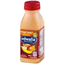 Odwalla Fruit Smoothie 12 oz Bottle Mango