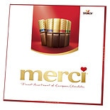 Merci European Chocolates Milk Chocolate