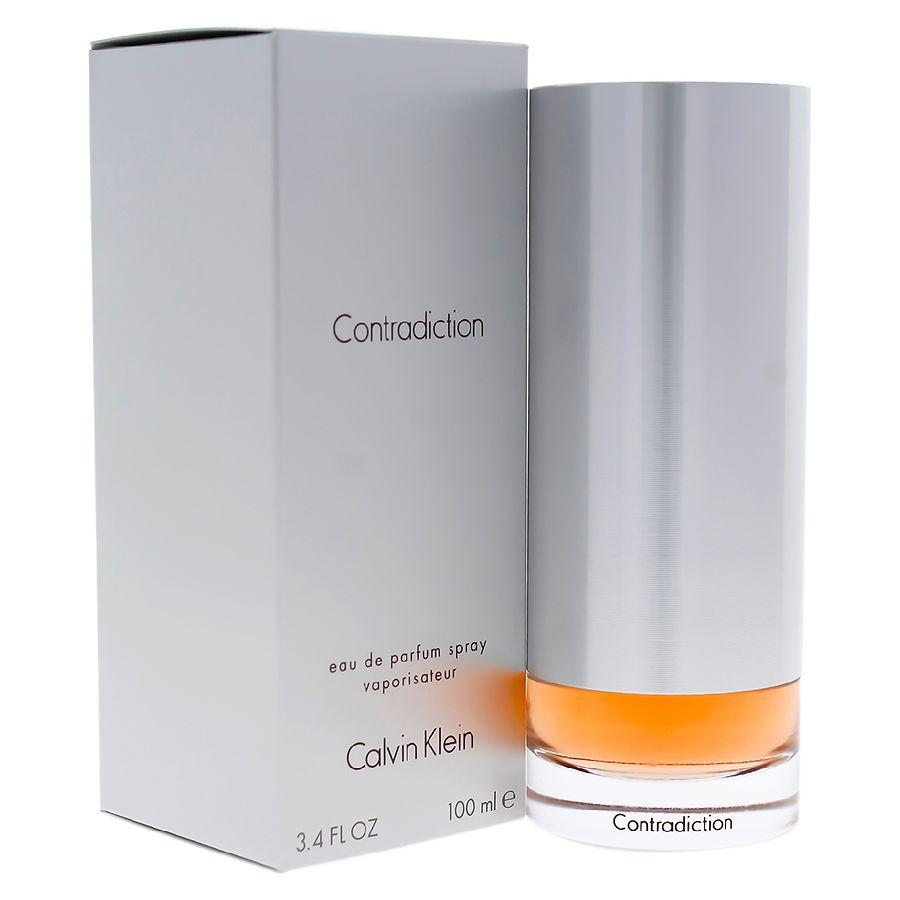calvin klein contradiction eau de parfum spray walgreens. Black Bedroom Furniture Sets. Home Design Ideas