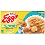 Eggo Eggo Frozen Waffles 10 Pack Buttermilk