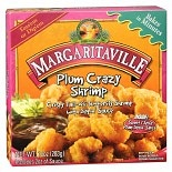 Margaritaville Frozen Plum Crazy Shrimp