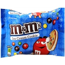 M&M's Ice Cream Sandwich