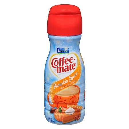 Nestle Coffee-mate Liquid Coffee Creamer Pumpkin Spice