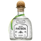 Patron Silver Tequila 375 mL Bottle