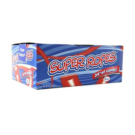 Red Vines Super Ropes 34 inch
