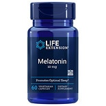 Life Extension Melatonin 10mg, Capsules