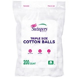 Swisspers Triple Size Cotton Balls