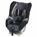 Graco My Ride 65 LX Convertible Car Seat Grey Coda