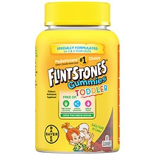 Flintstones Toddler Multivitamin Gummies